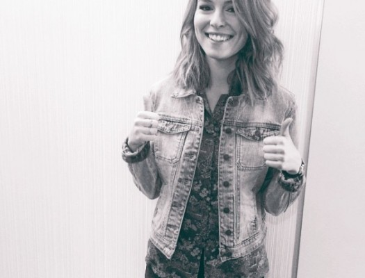 Two thumbs up from Bridgit Mendler? Must mean we're doing something right!