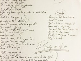 """Friday Fun: <br />The Lyrics to """"Ready or Not,"""" by Bridgit Mendler</br>"""